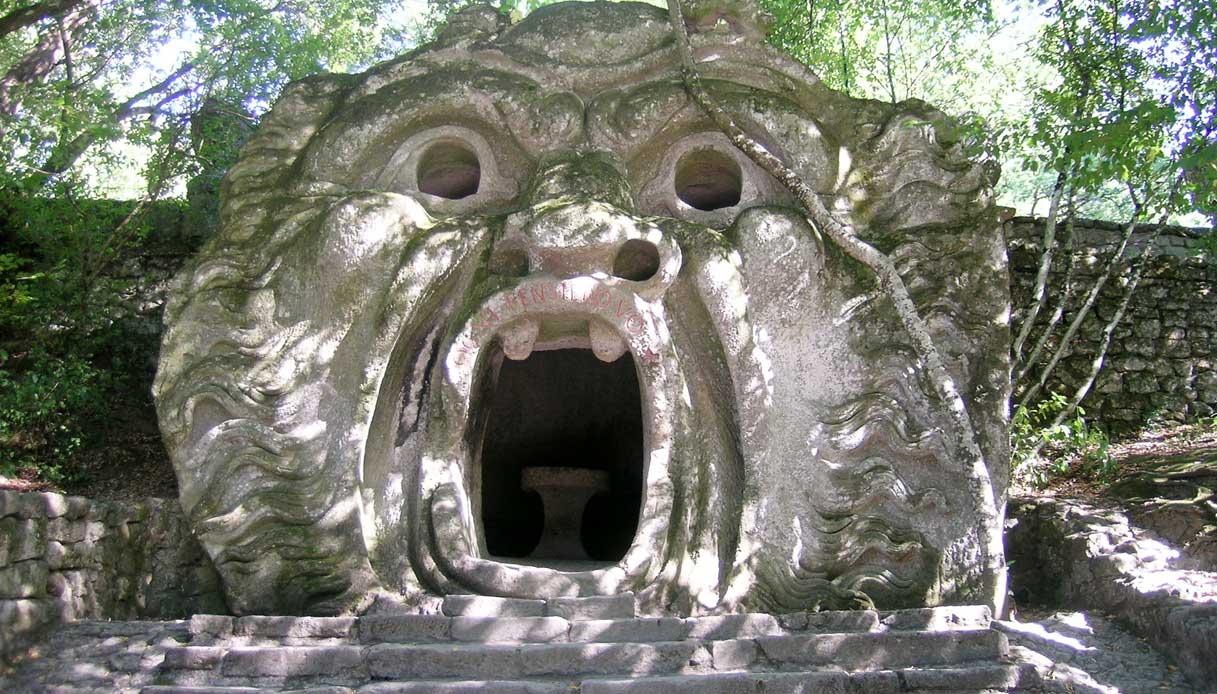 Il Parco dei Mostri di Bomarzo a Viterbo