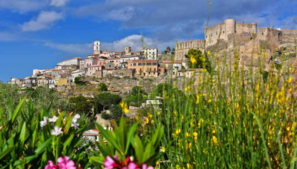 Il borgo di Santa Severina