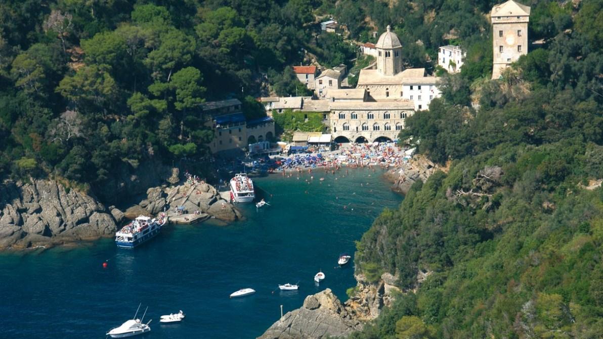 Le spiagge della Liguria