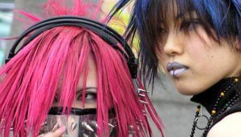 Tokyo: la moda delle eccentriche Harajuku Girls