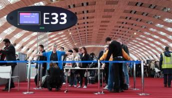 Aeroporti: scanner della retina e rilievo impronte