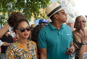 Beyonce e Jay-Z in visita a Cuba