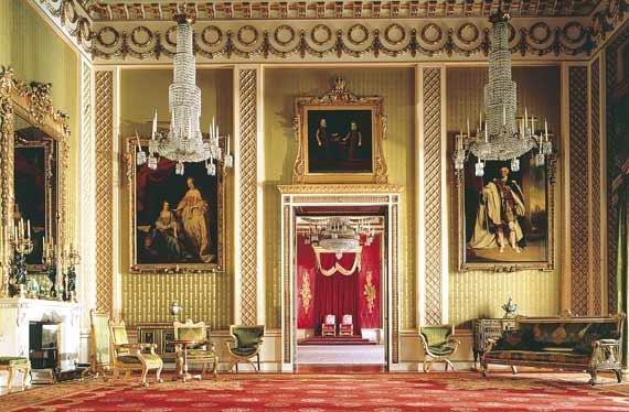 Le Stanze Di Buckingham Palace Foto 1 Di 8 Siviaggia