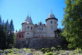 Valle d'Aosta: dieci castelli da favola
