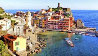 Il mare e le spiagge segrete delle Cinque Terre