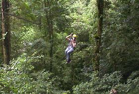 Ecoturismo nel selvaggio Costa Rica