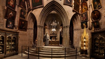 Harry Potter: aprono gli studi Warner