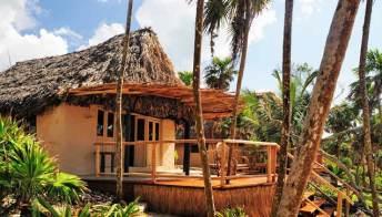 Tulum, un hotel a tempo sulla spiaggia