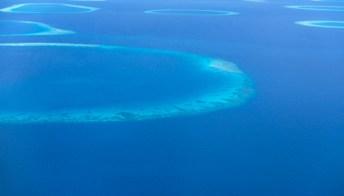Tra gli atolli delle Maldive