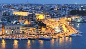 Il porto di Brindisi: 'gate to Salento'
