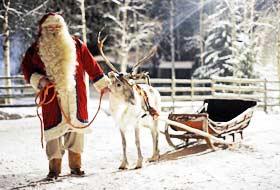Babbo Natale Wikipedia.Rovaniemi Il Paese Di Babbo Natale Siviaggia