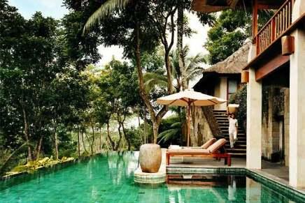 A Bali la Spa più bella del mondo: piante tropicali, yoga e lusso