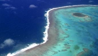 A Tonga, in Polinesia, è nata un'isola che prima non c'era