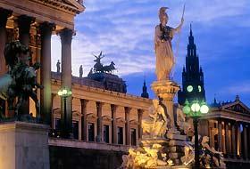 Vienna, la città della musica e dei caffè