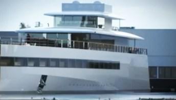 Venus, lo yacht voluto da Steve Jobs