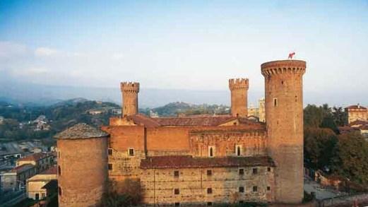 Piemonte: le fortezze del Canavese