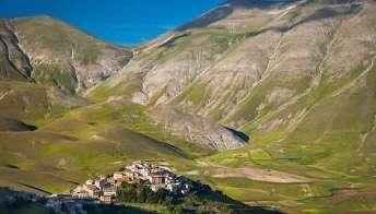 Marche: i Monti Sibillini