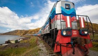 Viaggio lungo la Transiberiana