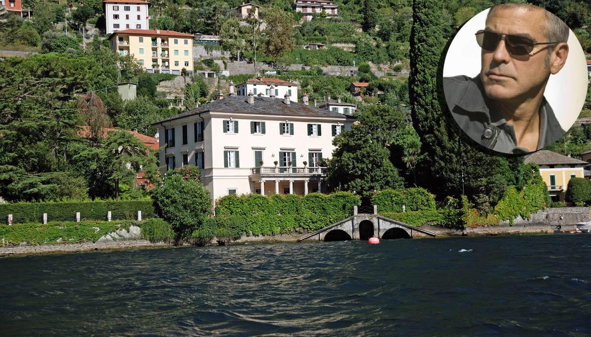 Laglio In Vendita La Villa Di Clooney Siviaggia