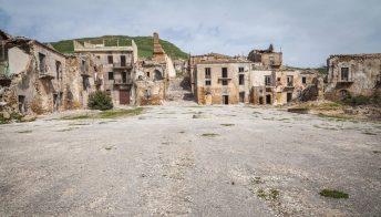 Paesi fantasma in Italia