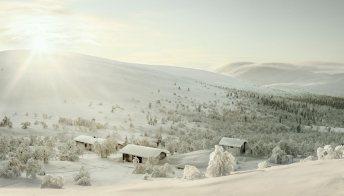 Alla scoperta del paese di Babbo Natale