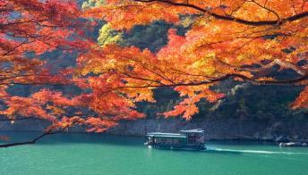 Le bellezze di Kyoto in autunno
