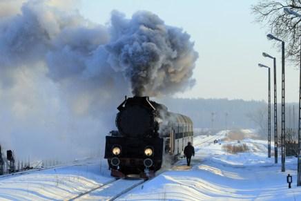 Torna il trenino storico per i mercatini d'Abruzzo