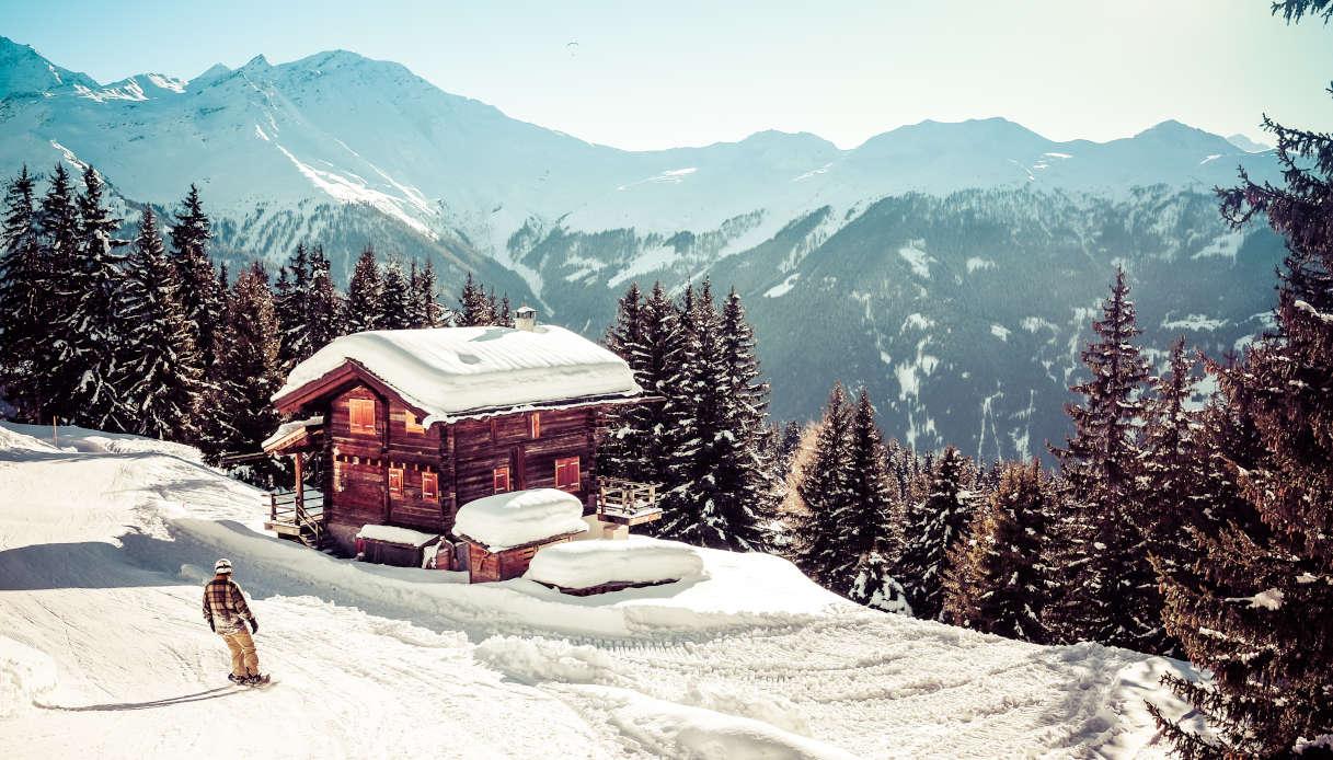 Località sciistiche svizzere