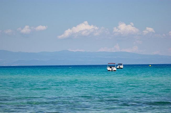Spiaggia a Kassandra