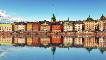 Stoccolma, la capitale della Svezia