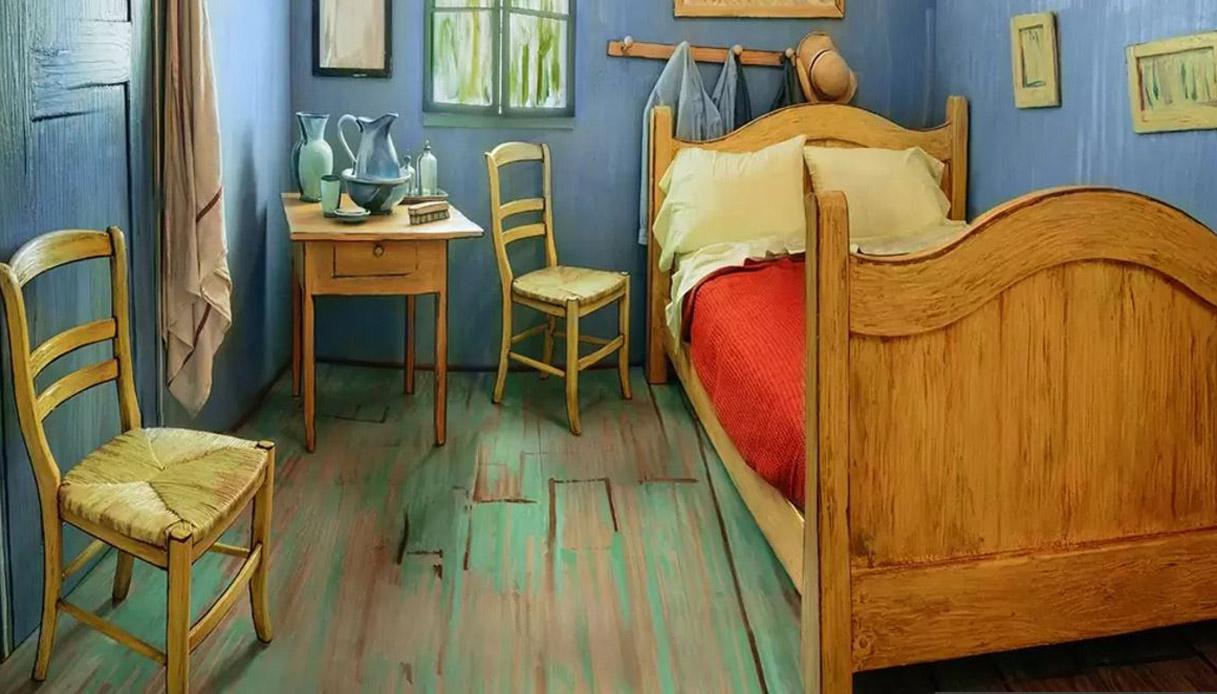 camera-di-van-gogh-affitto-airbnb