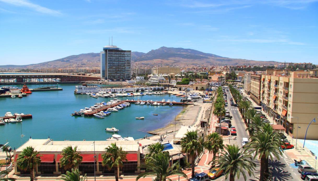 Spanien Ceuta