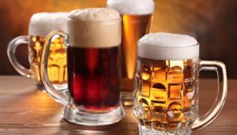 La prima fontana di birra al mondo è in Slovenia
