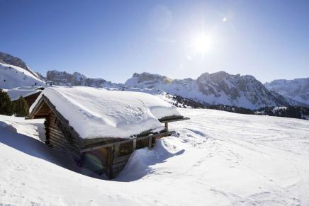 Settimana bianca in Val Gardena, piste, ciaspole ed eventi
