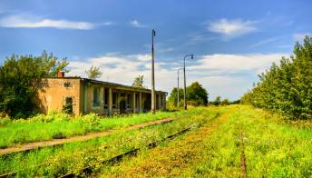 Abruzzo: le ferrovie abbandonate diventano piste ciclabili