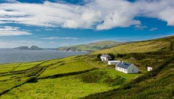 Offerta di lavoro sull'isola più remota e selvaggia dell'Irlanda