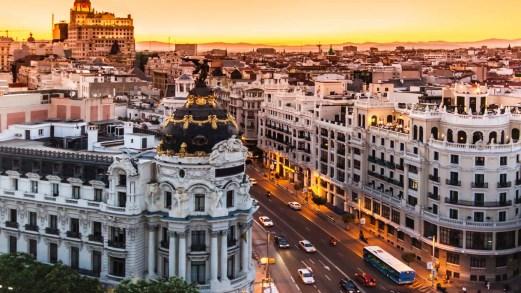 Madrid in 3 giorni, un weekend nelle capitali europee