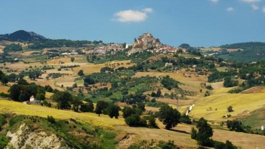 Il meraviglioso borgo di Agnone in Molise