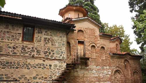 La Chiesa di Boyana a Sofia