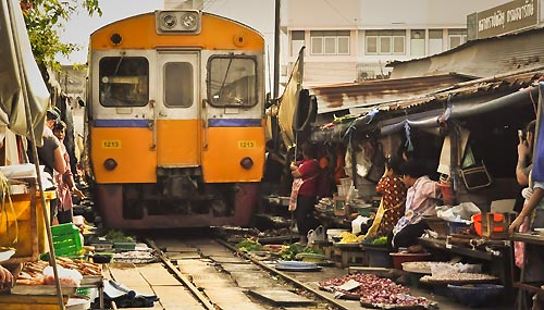 treno-Bangkok-Maeklong