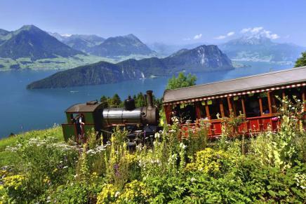 Wilhelm Tell Express: il treno di Guglielmo Tell