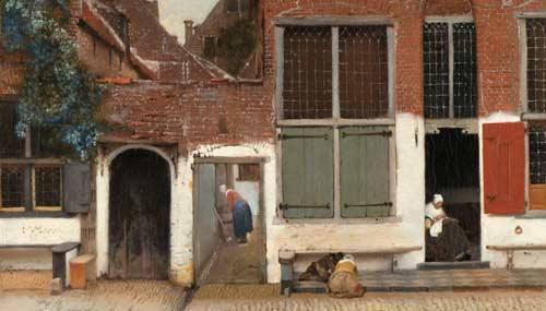 Johannes_Vermeer_stradina-di-delft