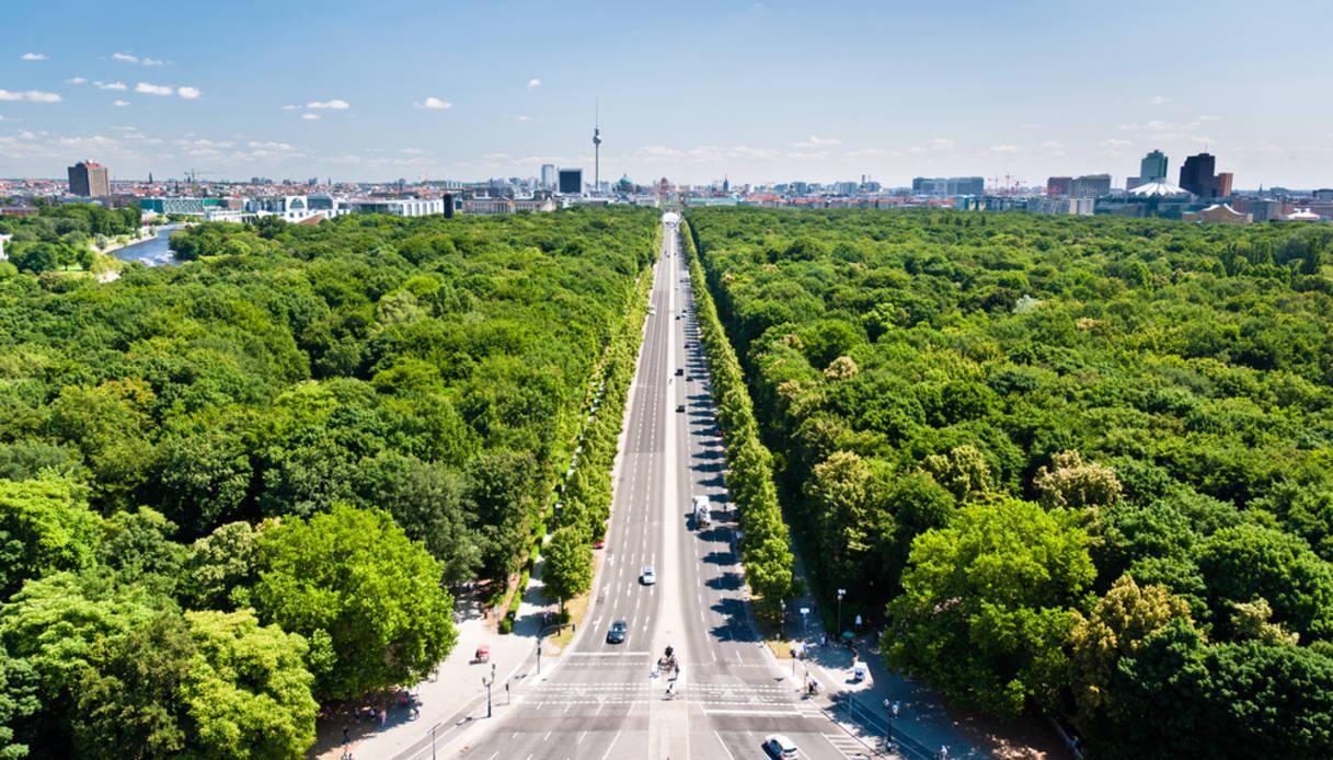 Dove correre a Berlino: percorsi, zone e consigli   SiViaggia
