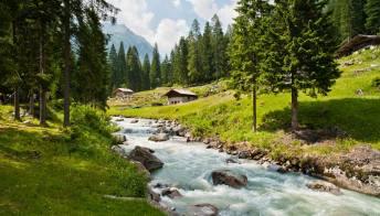 In Trentino, una rigenerante vacanza nella natura