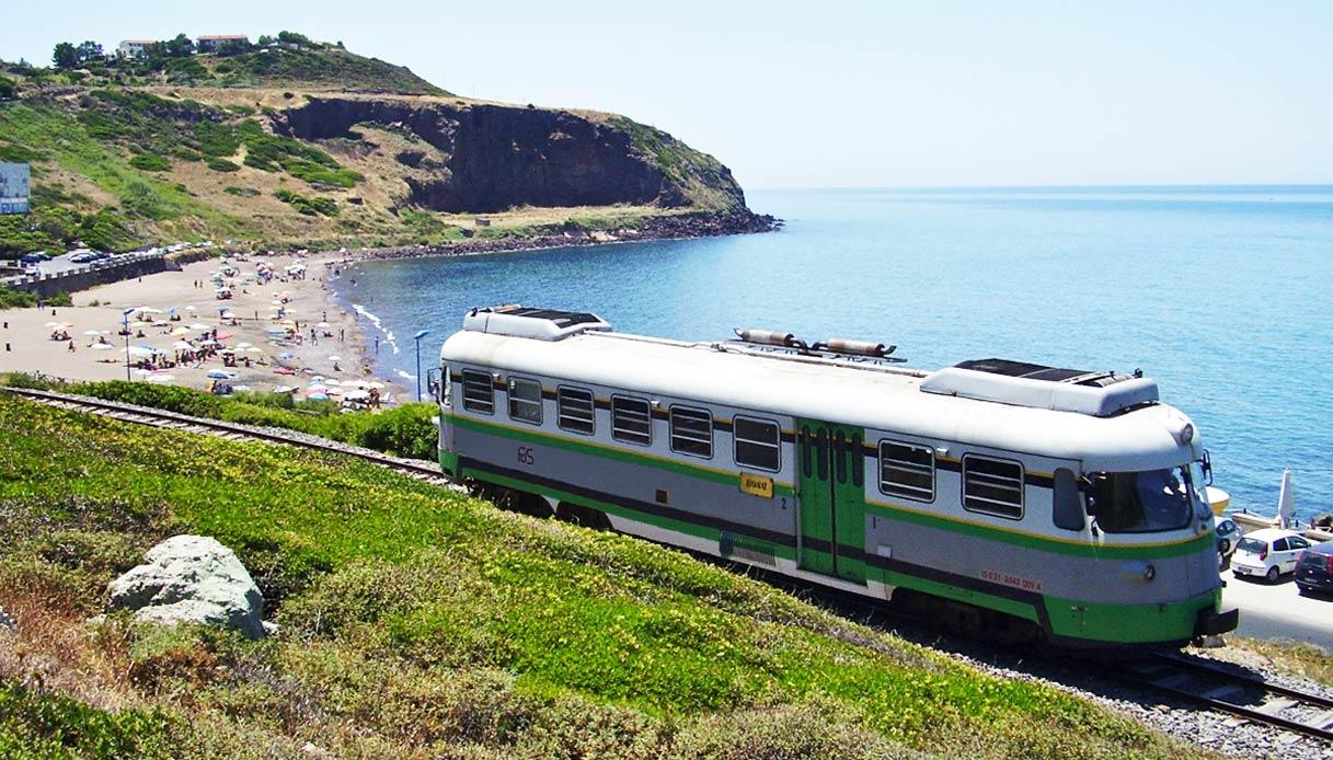 A bordo del Trenino Verde della Sardegna | SiViaggia
