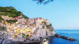 5 spiagge segrete in Liguria