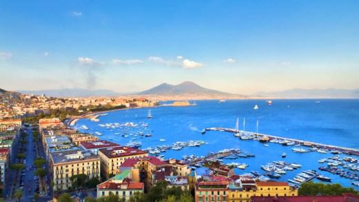 Napoli in 3 giorni, un weekend tutto partenopeo