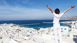 Una vacanza in Grecia fa vivere più a lungo. Ecco perché