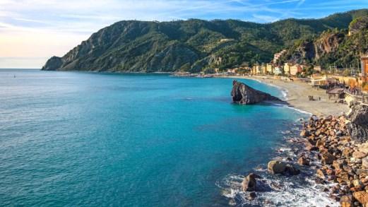 Le spiagge di sabbia in Liguria