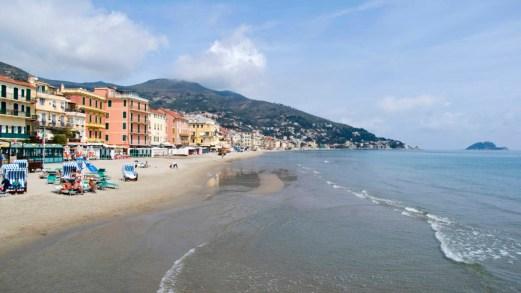 Spiagge per bambini in Liguria